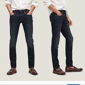 J. Crew Men's Vintage Slim Straight Jeans